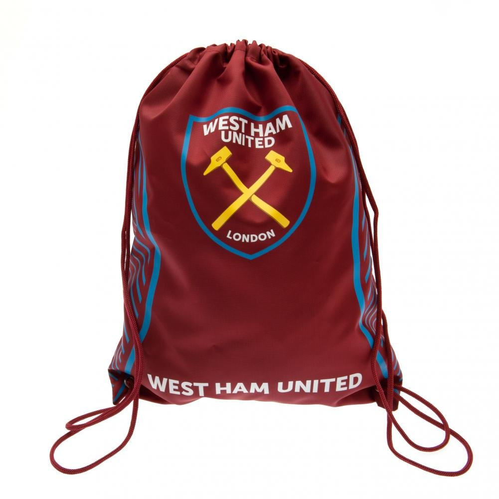 West Ham United F.C Boot Bag Brand New Official Licensed Football Product