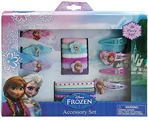 Disney Frozen Hair Accessory Set 20 Pcs