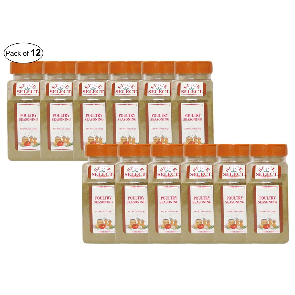 Spice Select- Poultry Seasoning (170g) (Pack of 12)