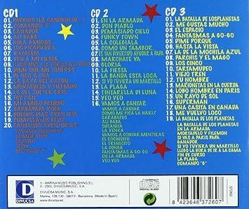 Cumpleanos Feliz Parchis Remix.Parchis Todas Sus Canciones Todos Sus Exitos