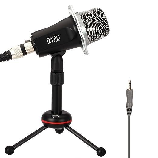 26 opinioni per Tonor Microfono 3.5mm Jack A Condensatore Cardioide Professionale Studio Podcast