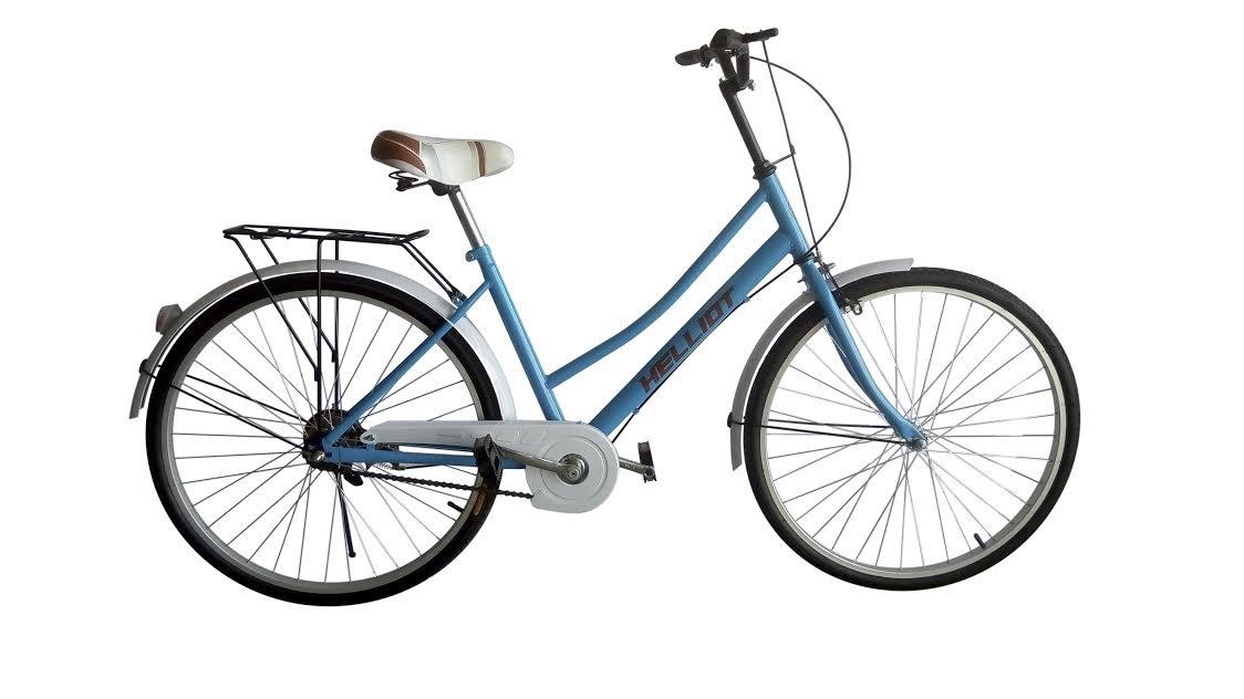 Helliot Bikes Paseo03 Vélo de Ville Mixte Adulte, Bleu, Standard   Amazon.fr  Sports et Loisirs 451e97ffcf5