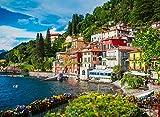 Ravensburger Lake Como, Italy 500pc Jigsaw Puzzle