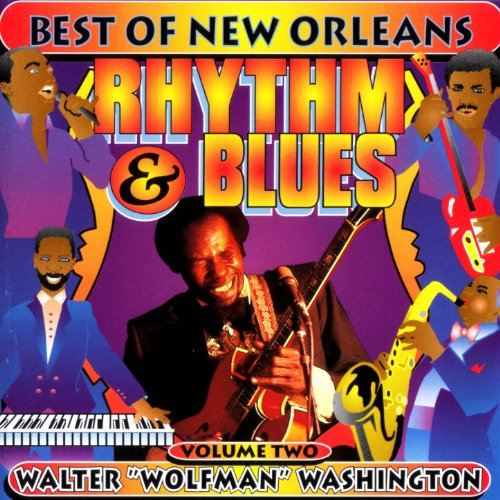 Best Of New Orleans Rhythm & Blues Vol.#2