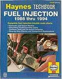 Haynes Fuel Injection Diagnostic Guide, Haynes Automobile Repair Manuals Staff, 1563921111