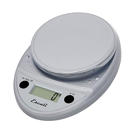 escali primo digital kitchen scale 11 lb 5 kg capacity 005 oz - Digital Kitchen Scale