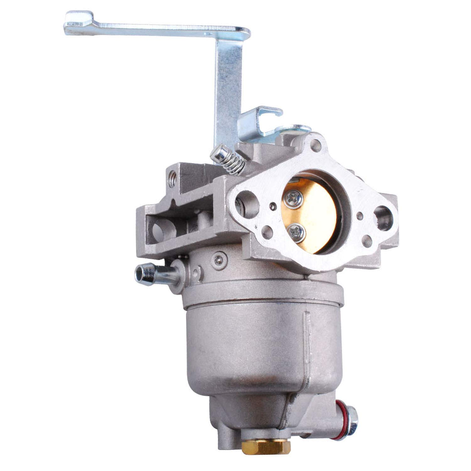 Gekufa EZ-MZ360-00CM Carburetor with Gasket Assembly Replacement Compatible with Yamaha Gasoline MZ360 Engine Without Solenoid Type A