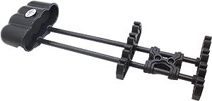 Southland Archery Supply SAS Compact Bow Aluminum Body 4-Arrow Quick Release Quiver