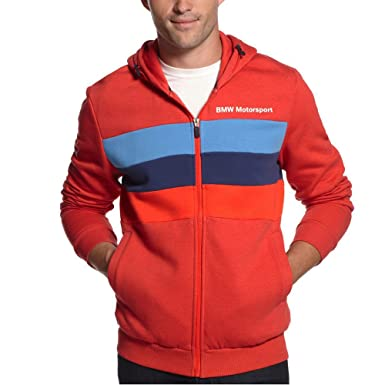816a5f8166b4 Puma Men s BMW MSP Hooded Sweat Jacket (M