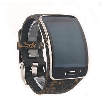 VAN+ Correa pulsera de reloj para Samsung Galaxy Gear S R750 ...