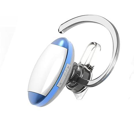 Auricular Bluetooth, 0,2 oz Mini Bluetooth 4.0 manos libres auriculares inalámbrico con micrófono