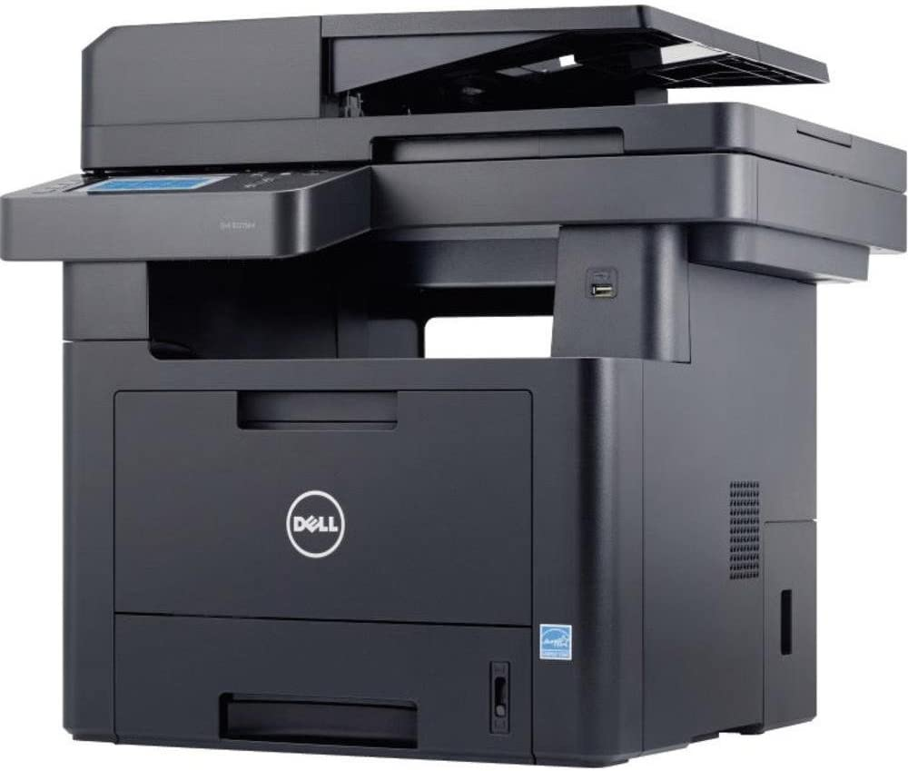 Dell Computer B2375dnf Monochrome Printer with Scanner, Copier & Fax