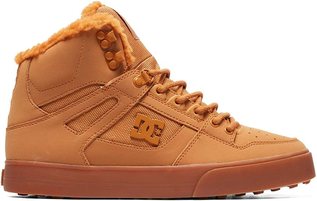 DC Shoes Pure High WC Sneakers High Tops Herren Größe 38 bis 52 Beige