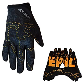 Handup Epic Trail Glove Large Black/Orange: Amazon ca: Sports & Outdoors