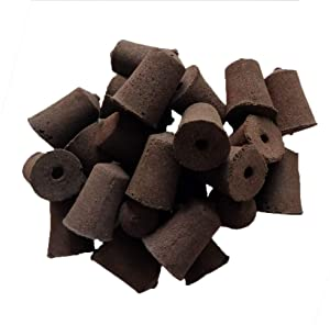 Sponge Plugs(150 Pack)Growth Sponge Plugs for Hydroponic Indoor Garden kit, Quick Start and Growth.