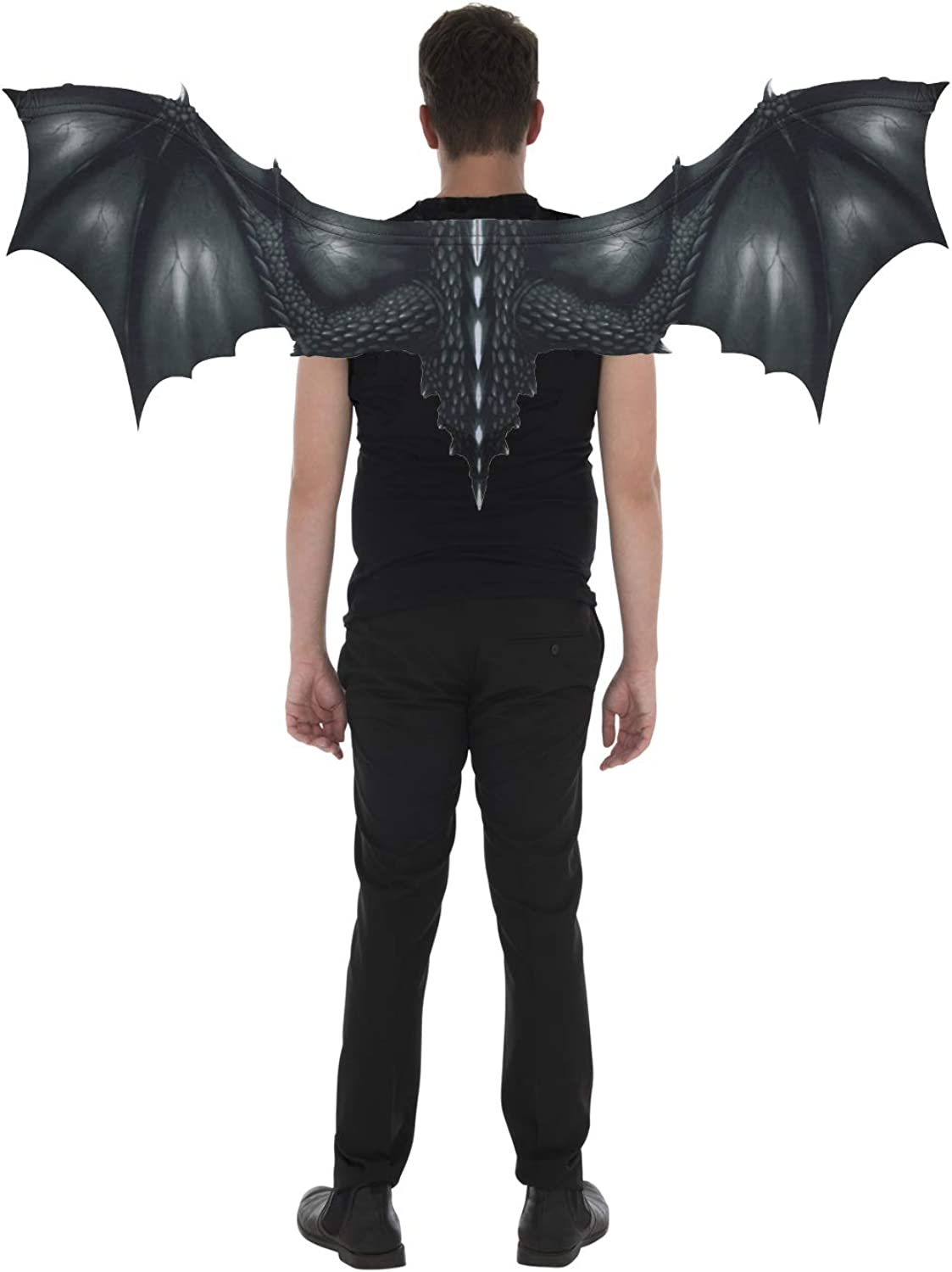 Great for Halloween Zac/'s Alter Ego Fancy Dress Very Large Dragon Wings