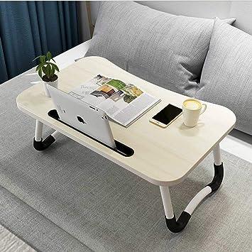 Table De Lit Avec Pieds Pliables Pour Ordinateur Portable Table