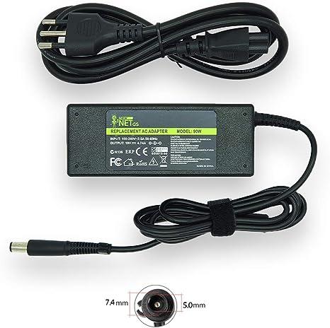 Caricabatterie alimentatore per HP Pavilion G6 ORIGINALE 90W 19V 4.74A notebook