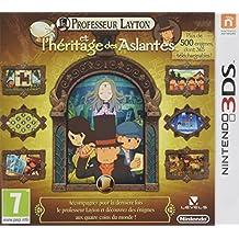 Third Party - Professeur Layton et l'héritage des Aslantes Occasion [3DS] - 0045496524708