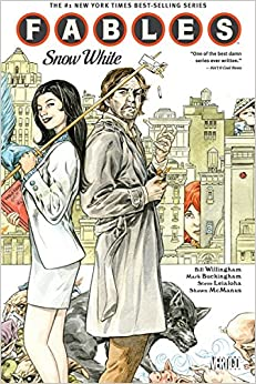 Image result for fables snow white volume 18