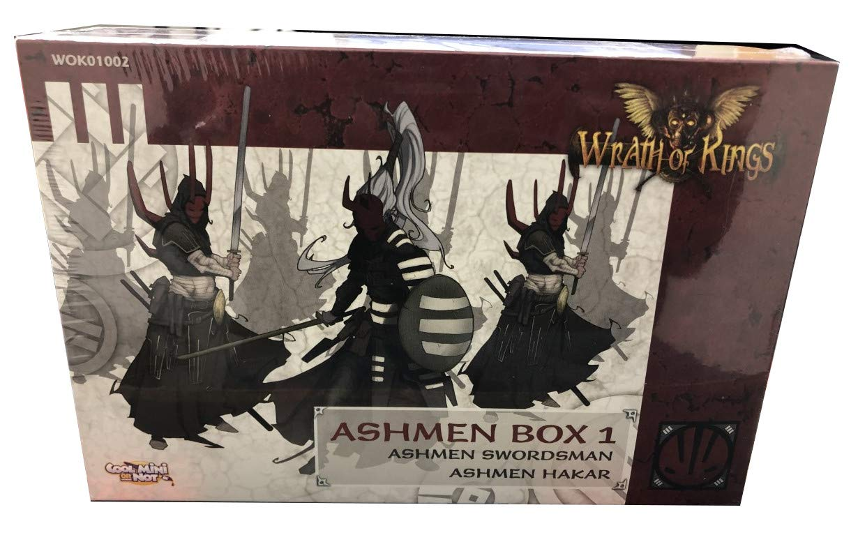 Wrath of Kings Nasier Ashman Box