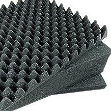 Pelican 3-Piece Replacement Pick N' Pluck Foam Set for 1200 Case (Grey)