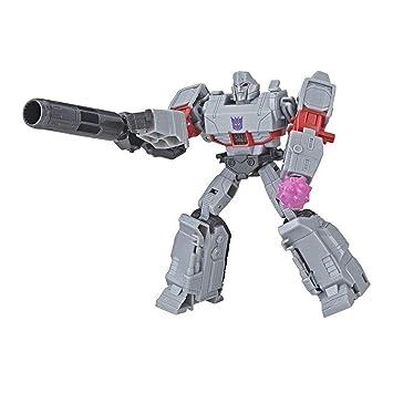 Transformers - Cyberverse Warrior Megatron (Hasbro E1904ES0 ...