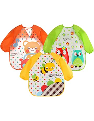 Siming 3 Pack Baby Apron 240eb21221