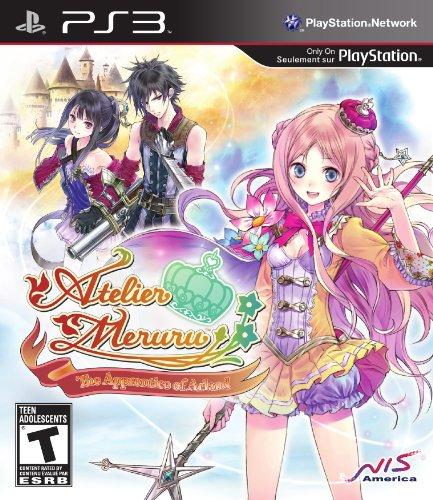 Atelier Meruru: The Apprentice of Arland – Playstation 3
