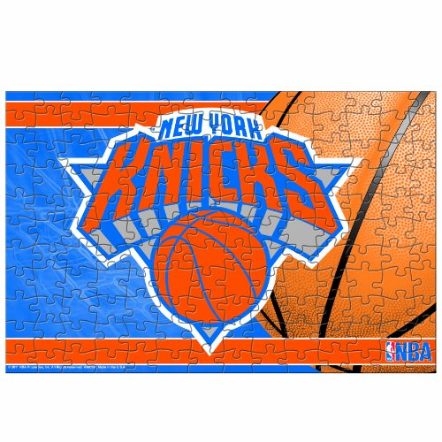 Football Shaped Car Flag - NBA New York Knicks 150Pc Puzzle