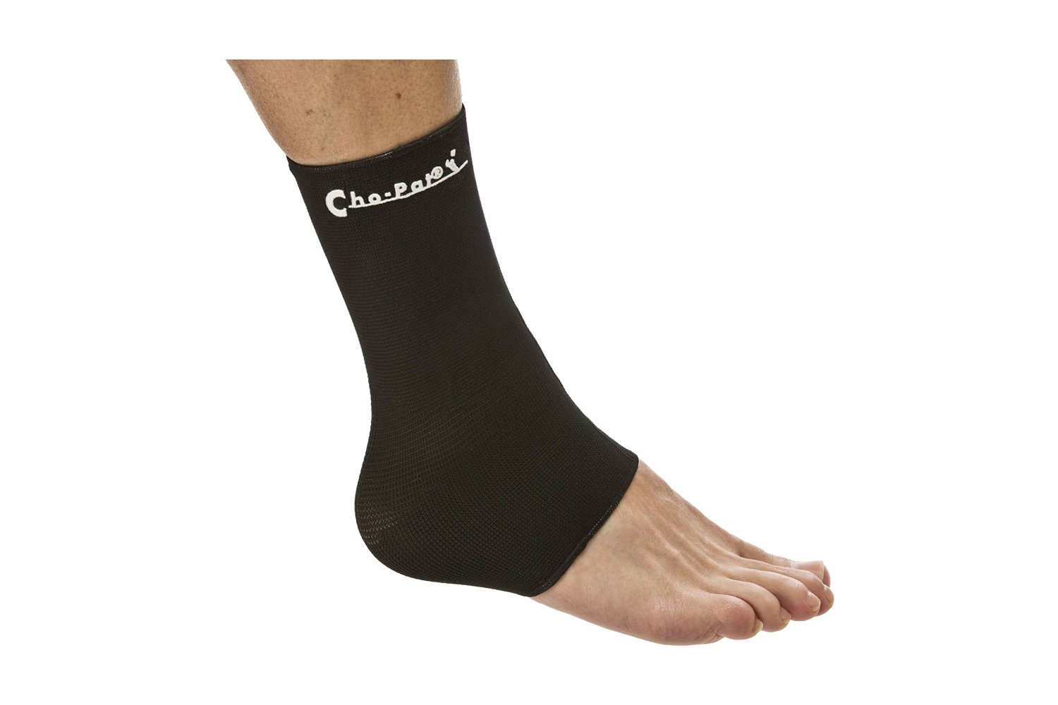 Cho-Pat Ankle Compression Sleeve - Supports & Protects Ankle Pain & Discomfort - Recommended by Medical Professionals (Large, 10.75''-11.75'')