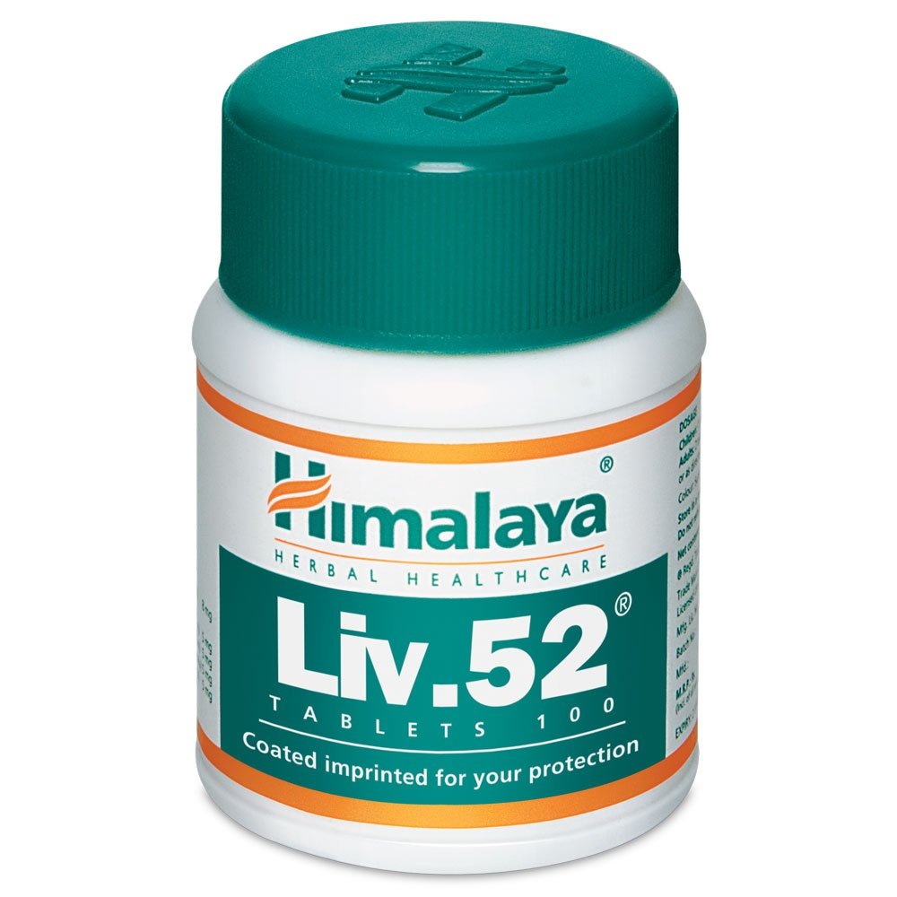 Buy Himalaya Liv.52 Tablets - 100 Counts Online at Low Prices in India -  Amazon.in