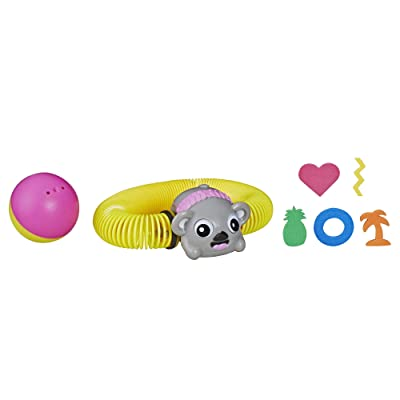 Zoops Electronic Twisting Zooming Climbing Toy Luau Koala Pet Toy for Kids 5 and Up: Toys & Games