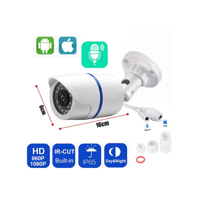 Amazon com: 1080P IP Camera Indoor Outdoor Security Webcam