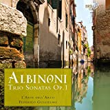 Tomasso Albinoni: Trio Sonatas, Op. 1