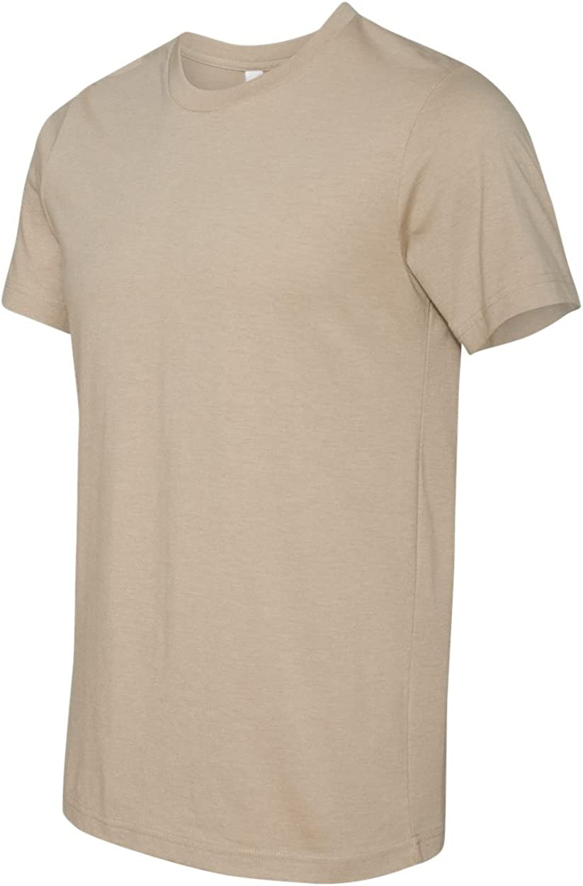 3001U Bella Canvas Unisex Made in the USA Jersey Short-Sleeve T-Shirt
