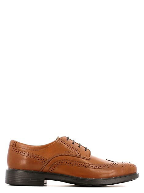 Uomo Basse U it Dublin Amazon Brogue Geox Stringate B Scarpe qa6qxU7