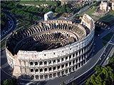 ROMAN COLOSSEUM GLOSSY POSTER PICTURE PHOTO coliseum italy concrete flavian