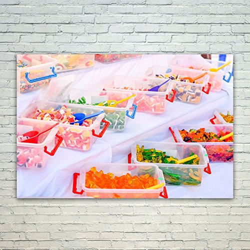 Westlake Art Candy Product - 12x18 Poster Print Wall Art - M