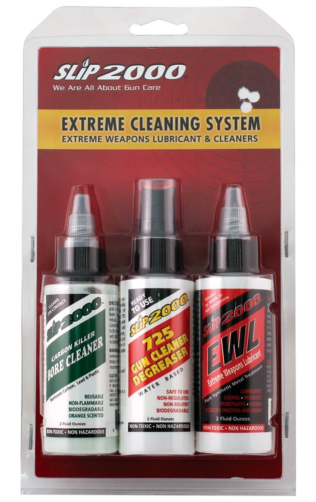Slip 2000 Extreme Cleaning System 2oz Combo Pack 60372