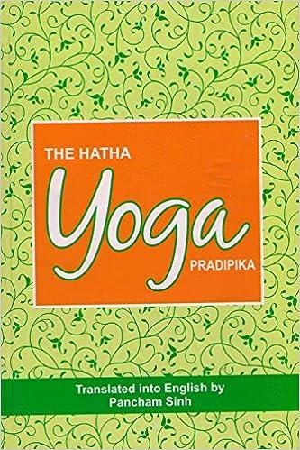 Amazon.com: Hatha Yoga Pradipika English and Sanskrit ...