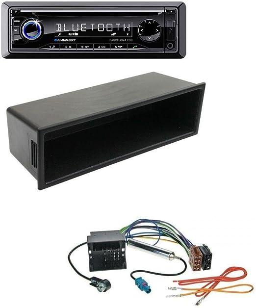 Lupo Passat T5 Blaupunkt SD MP3 CD USB Bluetooth Autoradio für VW Polo Fox