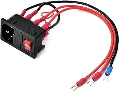 Richer-R Interruptor de Impresora Módulo de zócalo para Impresora ...