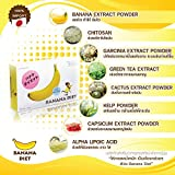 Banana Diet Diet & Weight Control For those that reduce hard drug resistant (box 5/50 capsules).