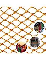 WWWANG Seguridad for Niños Net, Decoración Protección Neto Balcón Valla Escalada Cuerda Tejida Carga de Camiones de Remolque Red Acoplamiento de la Red barandilla de Escalera Nets, de Juegos Infantil