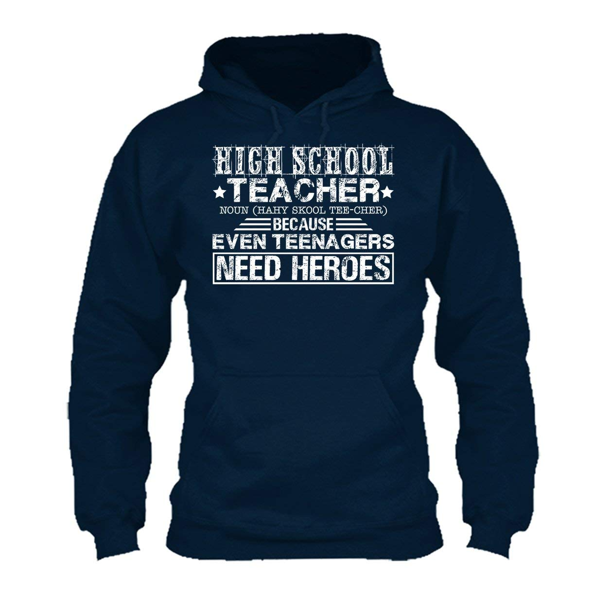 Sweatshirt Design Cool High School Teacher Definition Tshirt