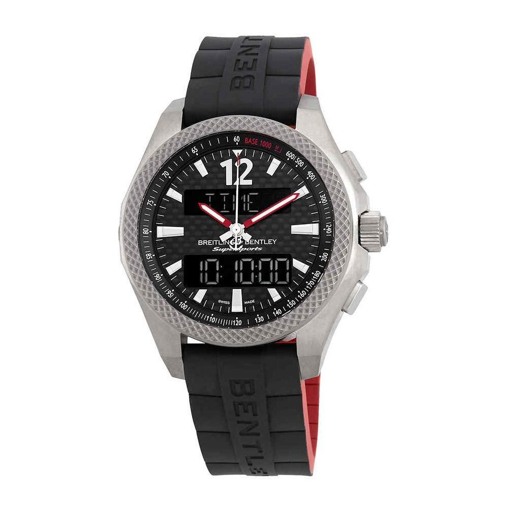 Breitling Bentley Supersport B55 46 mm Hombres del reloj eb552022/bf47 - 285S: Amazon.es: Relojes
