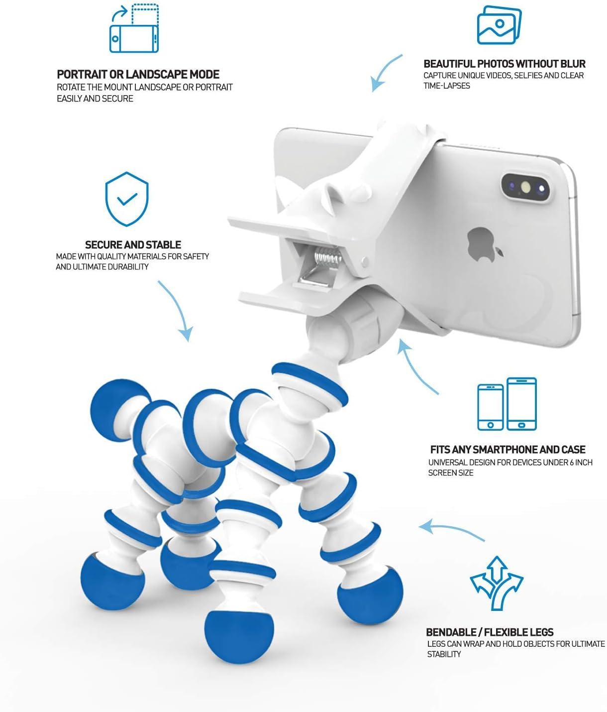 Premier Multi-Flex Smartphone Grip Mount