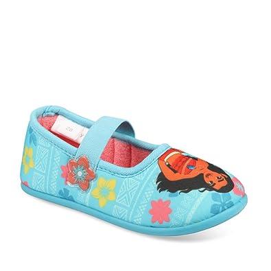 82721a16c5545 Chaussons BLEU VAIANA Enfants Chaussea  Amazon.fr  Chaussures et Sacs