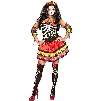 NET TOYS Disfraz Día de los Muertos - XL (ES 48/50 ...